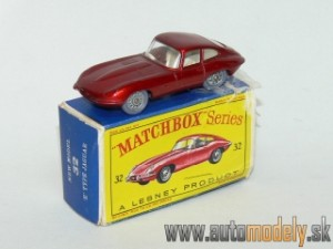 Matchbox Regular No.32 - Jaguar E Type