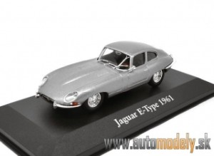 Jaguar E-Type - 1:43 Atlas Collection