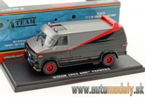 GreenLight - 1983 GMC Vandura THE A-TEAM - 1:43