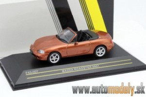 Mazda MX-5 Roadster 2001 ( Orange Metallic ) - 1:43 First 43 Models