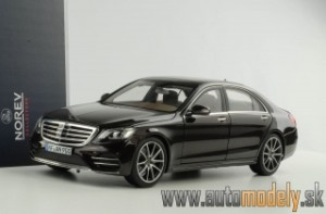 Norev - Mercedes-Benz S-Class AMG 2018 ( Ruby Black ) - 1:18