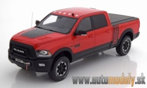 GT Spirit - Dodge RAM Power Wagon 2017 (red/black) - 1:18
