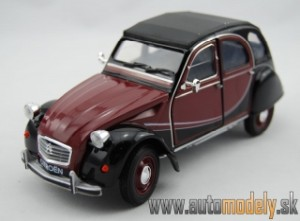 Welly Nex - Citroen 2CV Charleston - 1:24