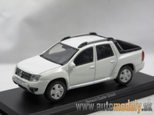 Norev - Renault/Dacia  Duster  Oroch 2015 (white) - 1:43