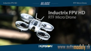 Blade Inductrix HD RTF