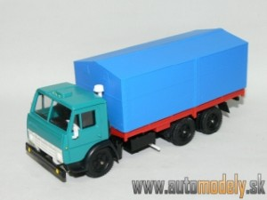 Kamaz 5320  Dump Truck - 1:43 Made in USSR
