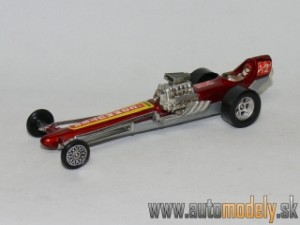 Corgi Whizzwheels - Commuter Dragster - made in Gt. Britain