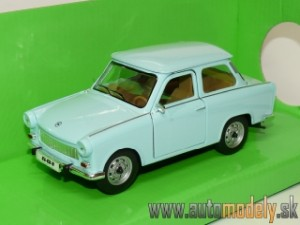 Lucky Diecast - Trabant 601- light blue - 1:24