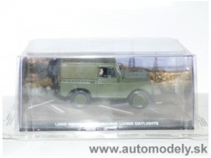 "James Bond 007 - Land Rover III "" The Living Daylight "" - 1:43"