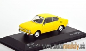 Whitebox - Škoda 110 R (1970)  - 1:43