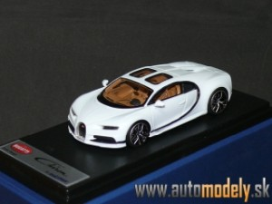 Look Smart - BUGATTI CHIRON SKY VIEW - (Glacier white) - 1:43