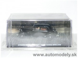 "James Bond 007 - Citroen Traction Avant ""From Russia ..."" - 1:43"