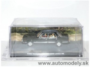 "James Bond 007 - Ford Taunus "" The Spy Who Loved Me "" - 1:43"