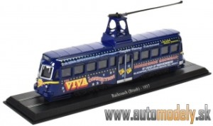 Atlas - Railcoach (Brush) 1973 Električka - 1:76