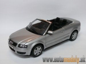 Welly - Audi A4 Cabriolet - 1:18