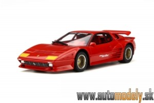 GT Spirit - Ferrari 512 BBi Turbo Koenig Turbo (Red) - 1:18