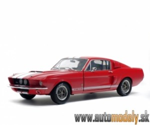 Solido - Shelby Mustang GT500 Red - 1967 - 1:18