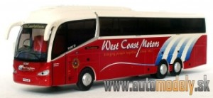 Oxford - Scania Irizar i6 Tri-axle Coach - West Coast Motors - 1:76