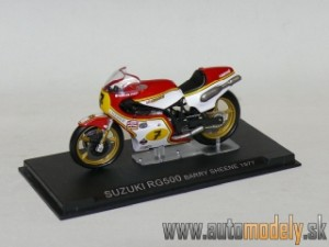 Altaya - Suzuki RG500 Barry Sheene 1977 - 1:24