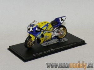 Altaya - Suzuki GSX-R 750 Pierfrancesco Chili 2001 - 1:24