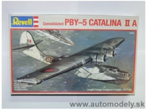 Revell 4370 - PBY-5 Catalina II A - 1:72