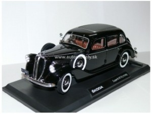 Abrex - Škoda Superb 913 (1938) - 1:18