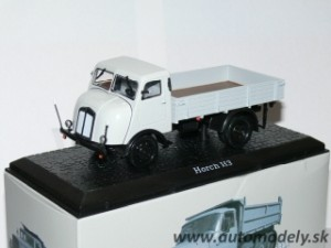 Horch H3 - 1:43 Atlas Collection
