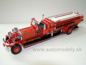 Matchbox Yesteryear 1930 Ahrens Fox Fire  Engine - YSFE01