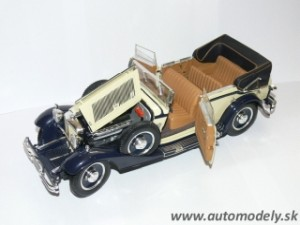 Anson - Maybach DS 8 Zeppelin - 1:18