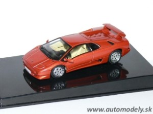 AutoArt - Lamborghini Diablo Coupe VT ( Metallic Red ) 1:43