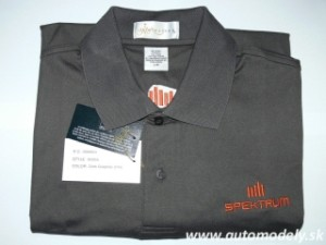 SPEKTRUM - Polo Tričko veľ. L/G ( Polo Shirt Charcoal )
