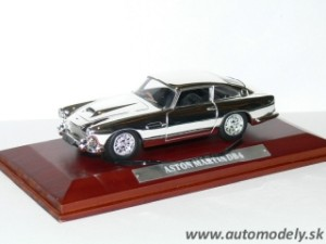 Aston Martin DB4 - 1:43 Silver-Cars Collection