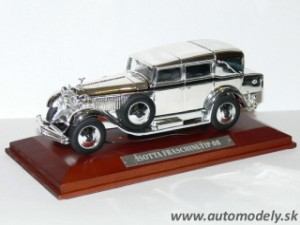 Isotta Franschini Tip 08 - 1:43 Silver-Cars Collection