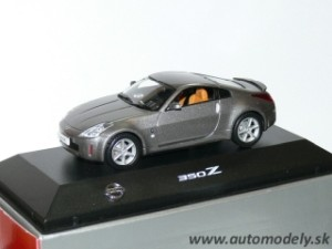 J-Collection - Nissan 350Z Coupe - 1:43