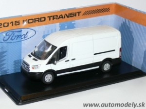 GreenLight - 2015 Ford Transit - 1:43