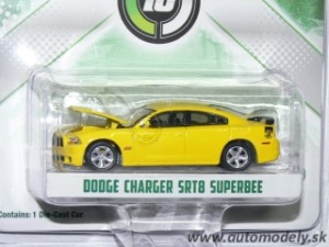 GreenLight - Dodge Charger SRT8 SuperBee - 1:64