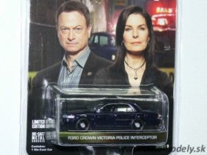 GreenLight - Ford Crown Victoria POLICE Interceptor CSI:NY - 1:64