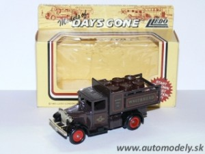 Lledo Models - Ford Stake Truck WHITBREAD
