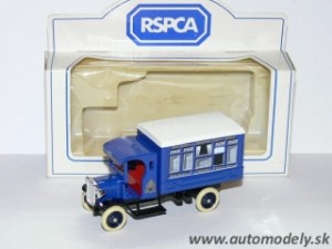 Lledo Models - Truck - Royal Society