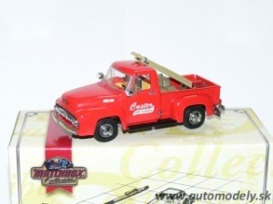 Matchbox YYM38038 - 1953 Ford F-100 Pickup - Custer Dry Goods