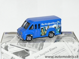 "Matchbox YPP04 - Dodge Route Van ""The New York Times"""