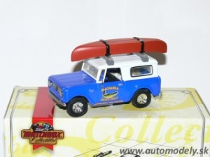 Matchbox YYM38054 - 1961 Scout 80 - Mataura Brown Trout