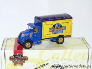 Matchbox YY052/B - 1920 Mack AC - Edition 1998