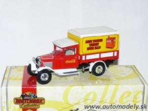 "Matchbox YYM96507 - 1932 Ford Model AA ""Coca Cola"""