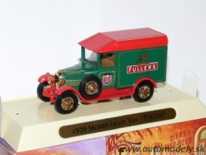 "Matchbox Yesteryear YGB04 - 1929 Morris Light Van ""FULLERS"""