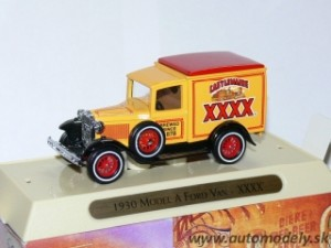 "Matchbox Yesteryear YGB01 - 1930 Model A Ford Van ""XXXX"""
