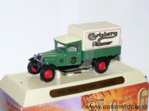 "Matchbox Yesteryear YGB05 - 1932 Model AA Ford ""Carlsberg"""