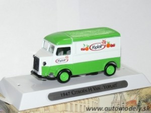 "Matchbox Yesteryear YTF3 - 1947 Citroen H Van ""Yoplait"""