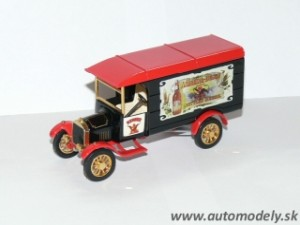 "Matchbox Yesteryear YTV03 - 1926 Ford Model TT ""THE BUDWEISER"""