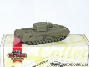 Matchbox DYM37584 - Tank Churchill MK-VII